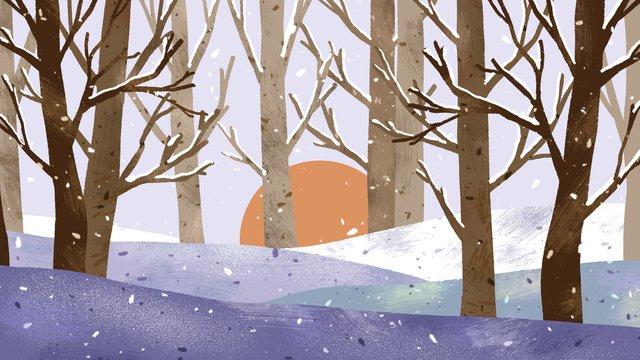 November Hello In November Winter Month Snowing, Snow, Snow Scene
