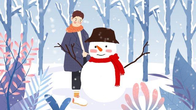 winter hello southern boys first voir une illustration de bonhomme neige image d'llustration