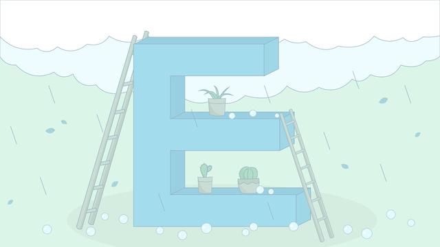 레인 냄비 선반에 편지 邂逅 그림 삽화 소재 삽화 이미지