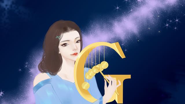 letter 邂逅 g illustration llustration image