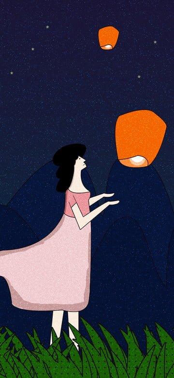 xu hướng midnight city ban đầu xin chào goodnight minh họa poster Hình minh họa