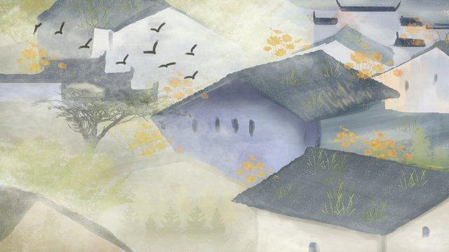 Лунатизм wonderland Исцеление Рисованной Иллюстрация Ресурсы иллюстрации