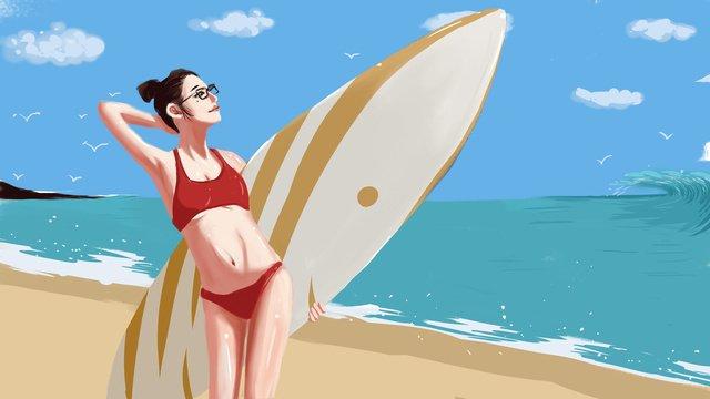 Bikini Trajes De Baño Verano Archivo PNG Y PSD Para