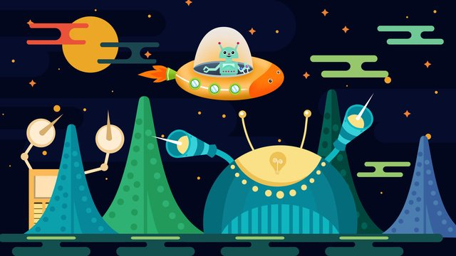 Original illustration technology future artificial intelligence robot, Technology Future, Science, Artificial Intelligence illustration image
