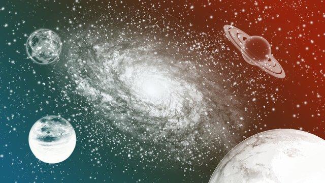 Cosmic galaxy illustration llustration image illustration image