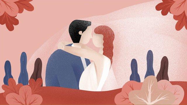 chúng tôi kết hôn trong mùa cưới Hình minh họa