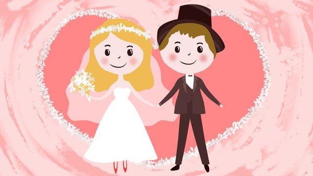 cảnh cưới mùa Hình minh họa