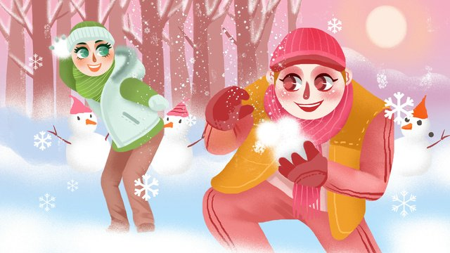 snowy tuyết chiến đấu minh họa Hình minh họa