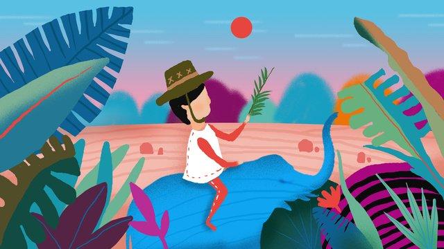 世界旅行日イラスト世界観光デー  イラスト  旅行する PNGおよびPSD illustration image