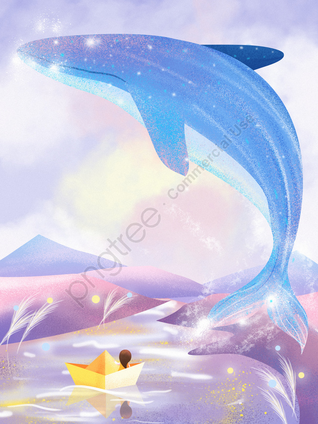 Lihat Sistem Penyembuh Ikan Paus Yang Asal Dalam Biru Laut, Paus Mimpi, Bot, Sistem Penyembuhan llustration image