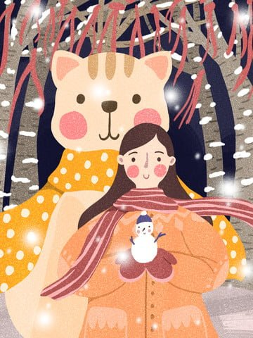 1 월 안녕하세요 새해 달 삽화 소재 삽화 이미지