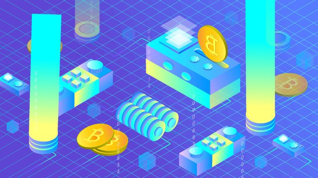 Minh họa tài chính bitcoin 25dBản  Gốc  Minh PNG Và Vector illustration image