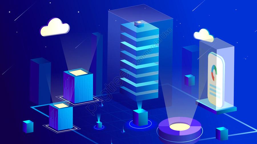 2 5 Dデータ未来技術ネットワークの透明性, 2.5d, データ, ネットワーク llustration image