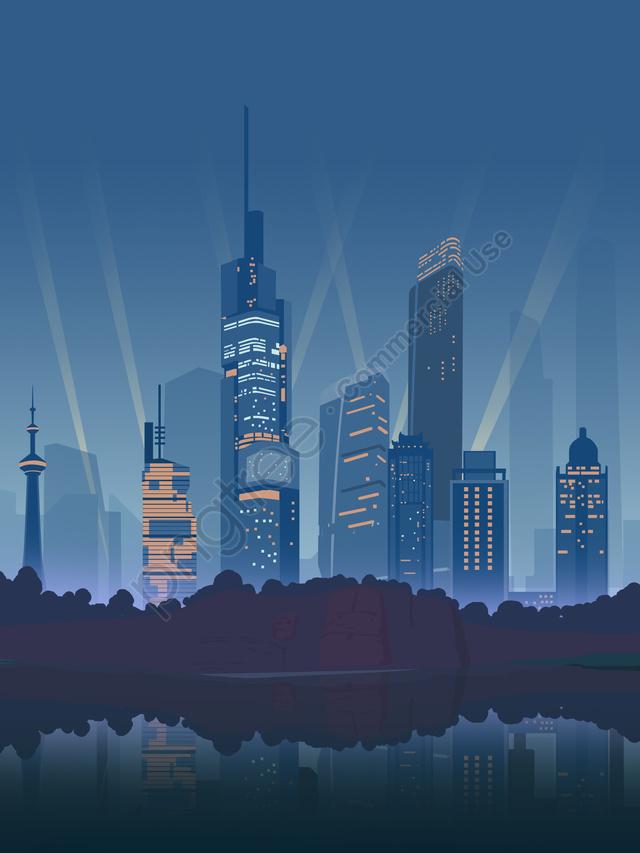街のシルエットイラスト金陵印象南京ランドマークビルディングしかめっ面市, 街のシルエットイラスト, 街のシルエット, 市 llustration image