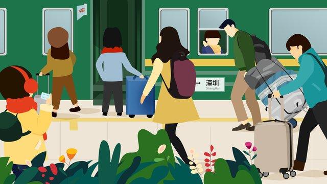 Весенний фестиваль в 2019 году Ресурсы иллюстрации