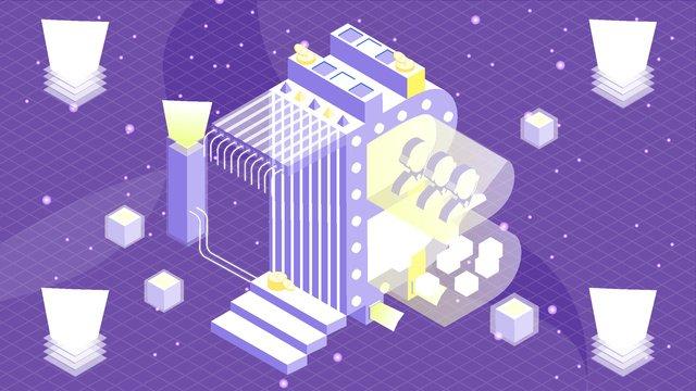 2 5 डी वित्तीय बिटकॉइन ग्राहक सेवा वेक्टर सांस चित्रण के साथ चित्रण छवि चित्रण छवि
