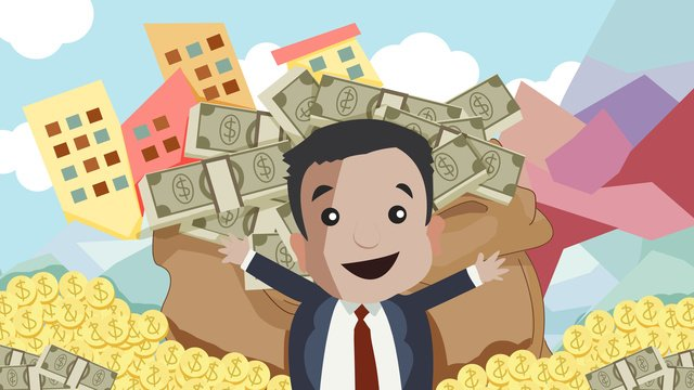 financial wealth management money making illustration llustration image illustration image