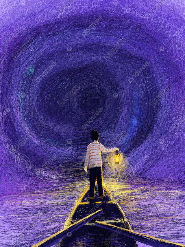 癒しコイルオリジナルイラスト, 癒し系, コイル, 冒険 llustration image