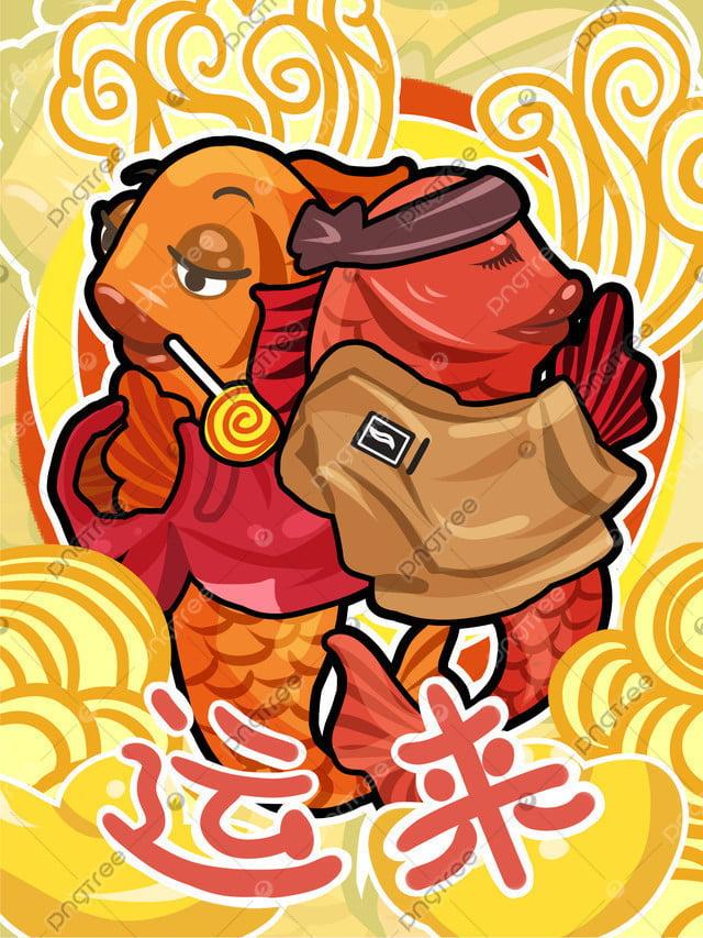 恋の積み替え祈り幸運二恋の干潟漫画, 恋輸送, 頑張って, コピーライティング llustration image