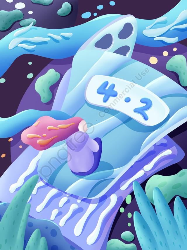 キャンディ キャンディ 読書 世界本の日, ファンタジースタイルの図キャンディガール読む準備ができて, 読書, キャンディ llustration image