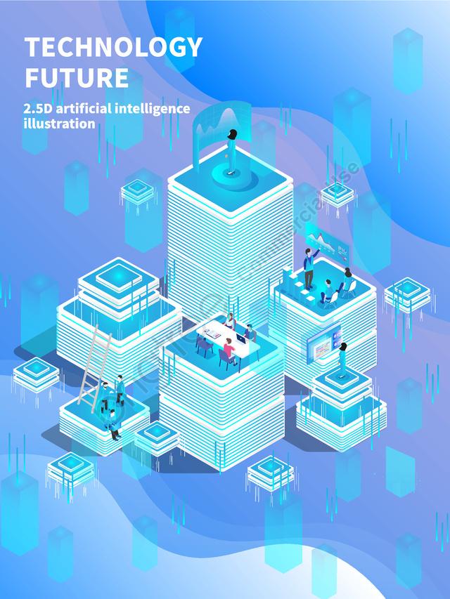 технологии будущего технологии будущего технологии, лестница, офис, таблица llustration image