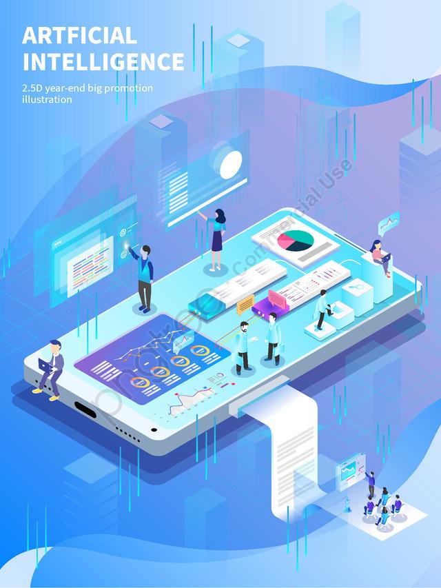Futuro Tecnologia Futuro Tecnologia Futuro, Telefono Cellulare, Istogramma, Testo llustration image