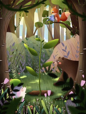 arbor day 3 12 march 12 arbor day background illustration image