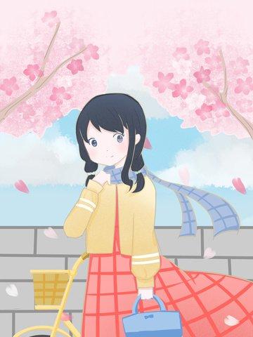 cure illustration original japanese Ресурсы иллюстрации