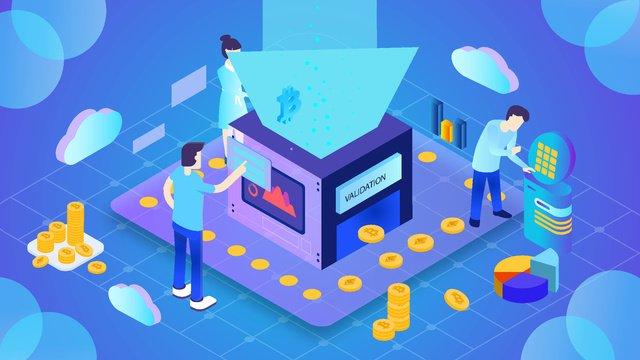 finance bitcoin cartoon vector Ресурсы иллюстрации Иллюстрация изображения