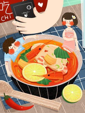 food food festival festival food Ресурсы иллюстрации
