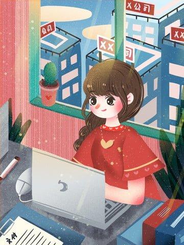 hard work dream struggle office Ресурсы иллюстрации Иллюстрация изображения
