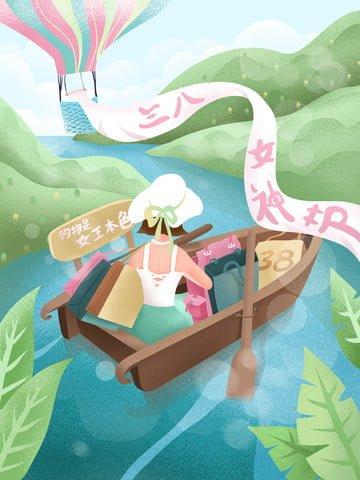 march eight 38 women s day goddess festival llustration image illustration image