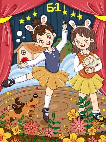 original childrens day children children Ресурсы иллюстрации