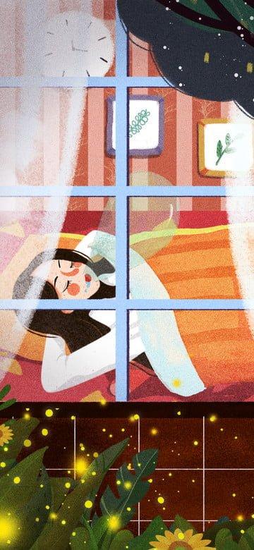original illustration world sleep day Ресурсы иллюстрации Иллюстрация изображения