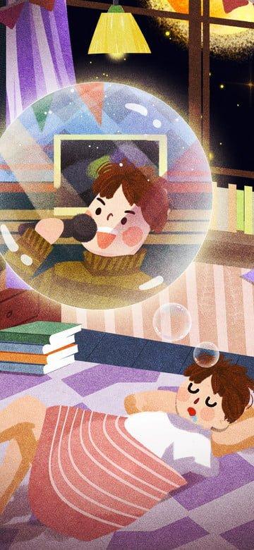 original illustrator world sleep day Ресурсы иллюстрации