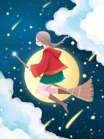 bầu trời đầy sao mơ đẹp lành Hình minh họa Hình minh họa