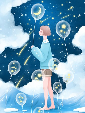 starry sky dreamy beautiful fresh ภาพ