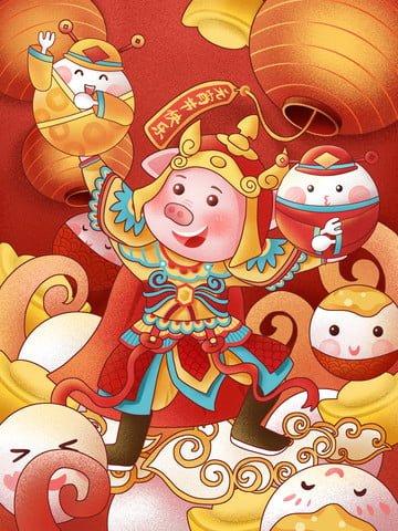 tangyuan yuanxiao lantern festival 15日の最初の月 イラスト画像