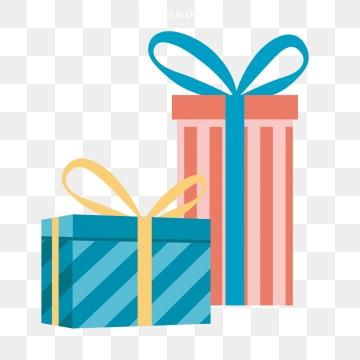 กล่องของขวัญ สองกล่อง สีฟ้าสีส้มอ่อน กล่องยาว กล่องสั้นกล่องของขวัญ  สองกล่อง  สีฟ้าสีส้มอ่อน PNG และ PSD