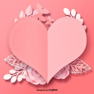on the background of pink flowers, Apparatus, Romantic, Valentines Day PNG and PSD