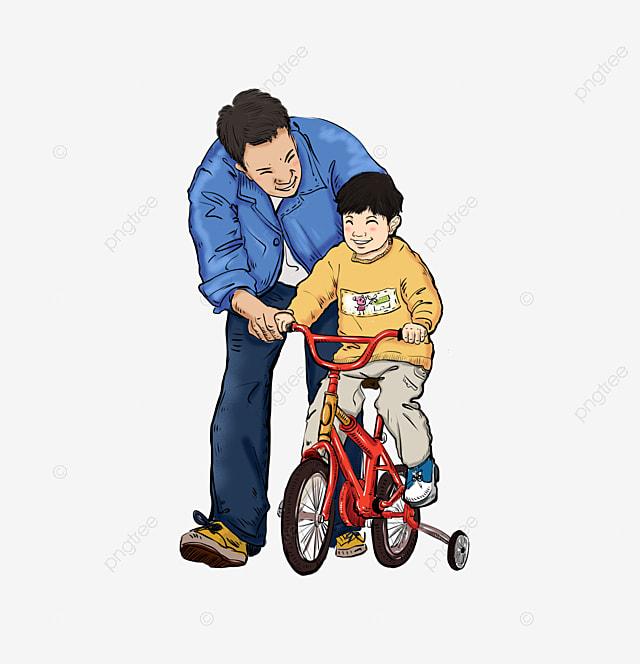 это мультяшная картинка отец и сыночки баня этот