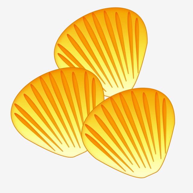Shell Cartoon Seashell Summer Summer Vacation, Summer ...