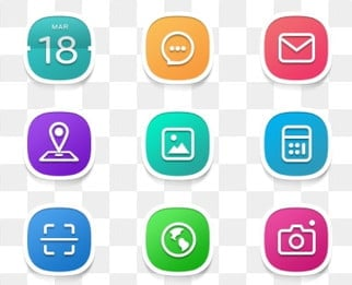 Icon Android PNG Images | Vector and PSD Files | Free