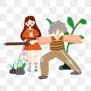 高齢者の世話 老人を尊重し、老人を愛する 高齢者への敬意 長老を尊重する, 長老を尊重する, 家の再会, 痴女老人 PNGとPSD