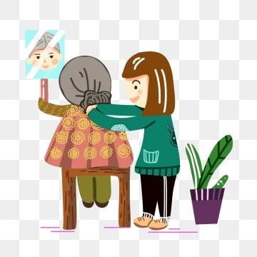 高齢者の世話 老人を尊重し、老人を愛する 高齢者への敬意 長老を尊重する, 高齢者の世話, 高齢者との食事, 家の再会 PNGとPSD