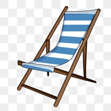 Beach Chair Png Images Vector And Psd Files Free