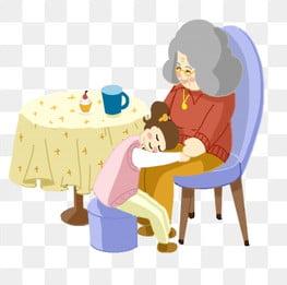 ダブルナインスフェスティバルとおばあちゃん 崇陽祭りは昔の愛敬老尊と睦イラスト集 おじいちゃんを返す おばあちゃんに頼る おばあちゃんと出かける おばあちゃんを洗う 家族の再会, 崇陽祭りは昔の愛敬老尊と睦イラスト集, おじいちゃんを返す, おばあちゃんに頼る PNGとPSD