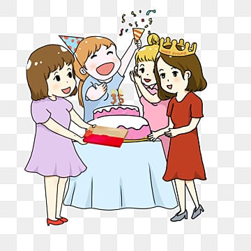 Birthday Girlfriends Png Vector Psd And Clipart With Transparent Background For Free Download Pngtree