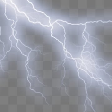 Thunder Png, Vector, PSD, and Clipart With Transparent