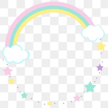 Rainbow PNG Images | Vector and PSD Files | Free Download on